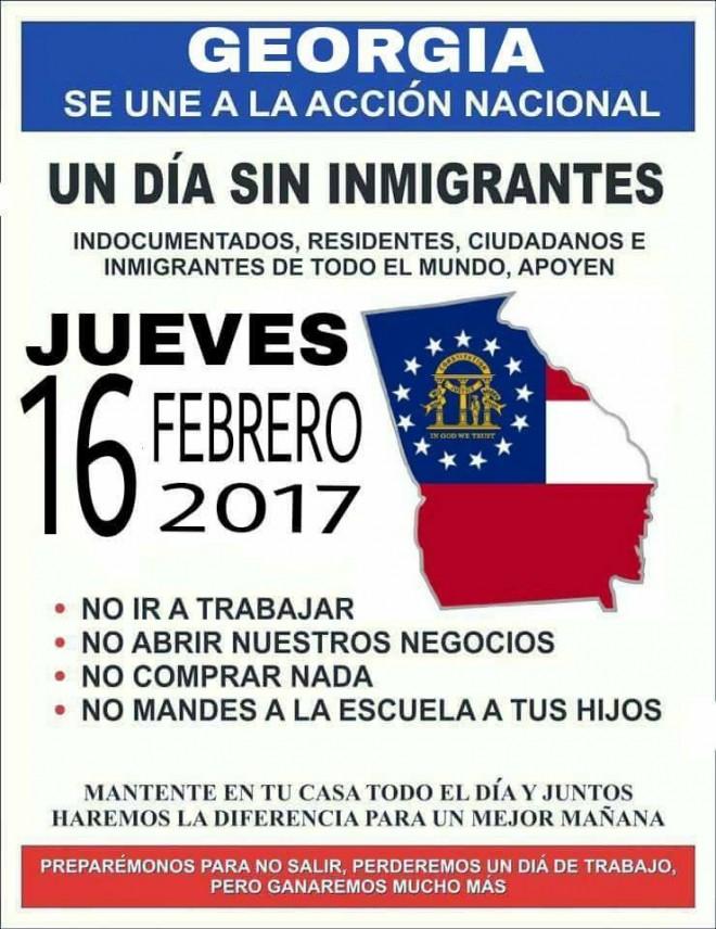 Un dia sin inmigrantes VII