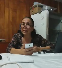 RadioAmlo entrevista a Nestora Salgado