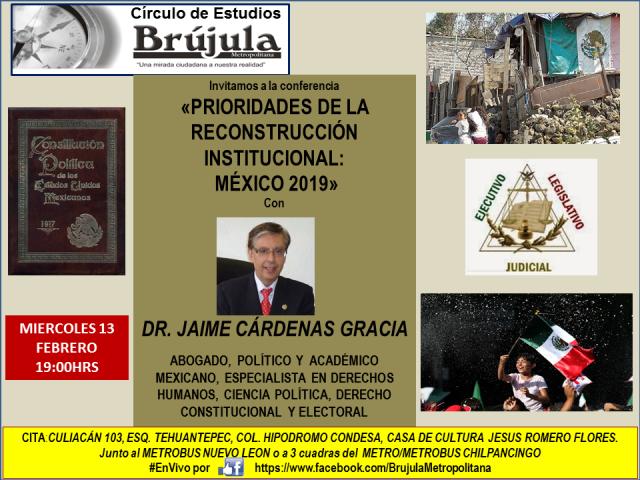 Dr. Jaime Cardenas Gracia