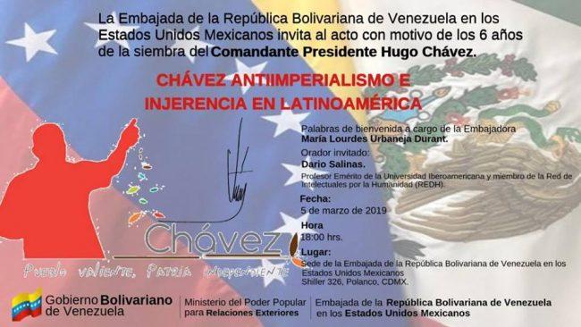 Embajada de Venezuela